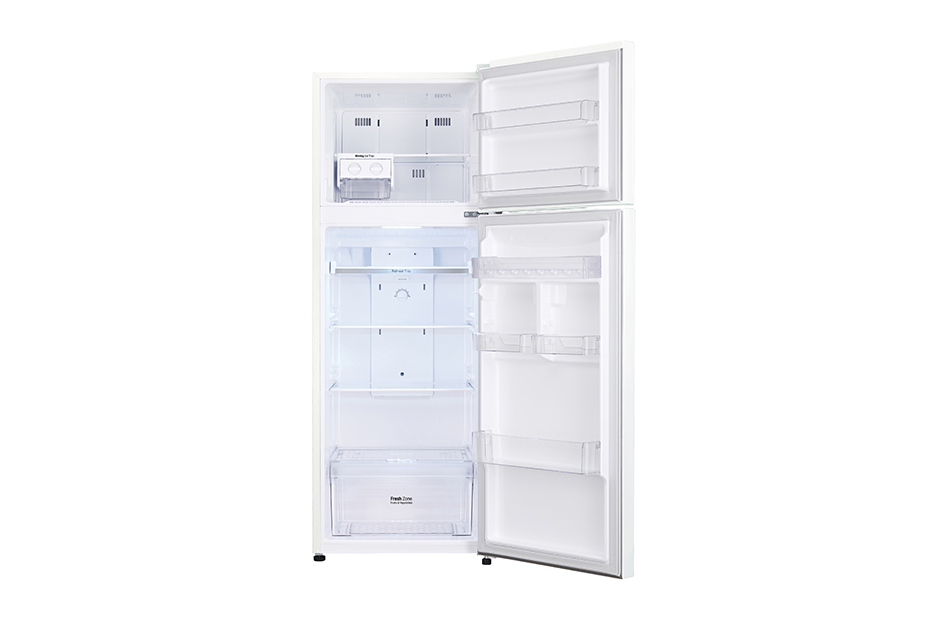 Refrigerateur congelateur en haut Lg GR5501WH (4004078) | Darty