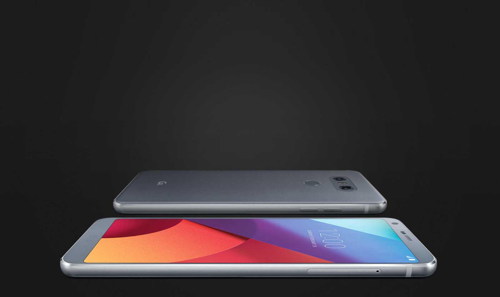 ¿Cuál me compro LG G6 o LG G5?