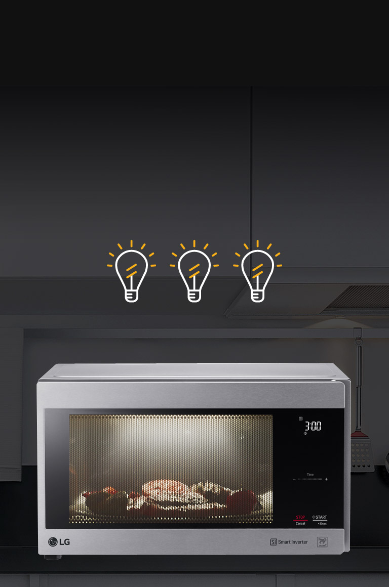 Buy Lg Neochef 42l Microwave Oven Stainless Steel Domayne Au Find Wiring Diagram For Ovens Oled Tvs Unmatched Color Realism