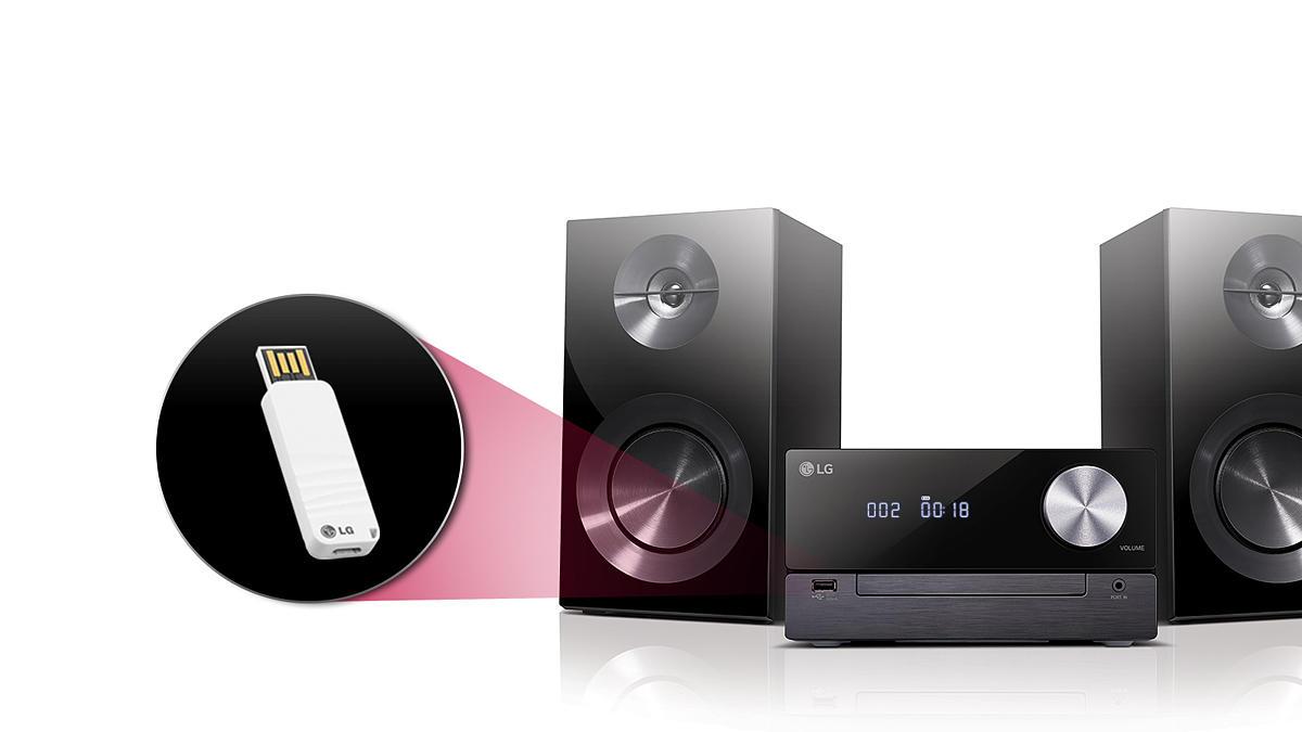 Chaine Hifi Encastrable Salle De Bain ~ chaine audio lg cm2460 vente de sono et jeux de lumi re conforama