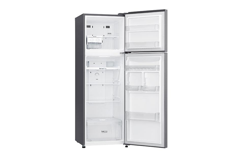Refrigerateur congelateur en haut Lg GT5525PS (4324021)   Darty