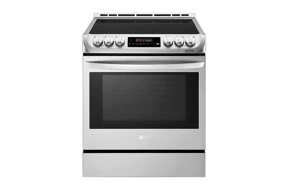 LG 30 in. Induction Slide-in Range with ProBake Convection and ...