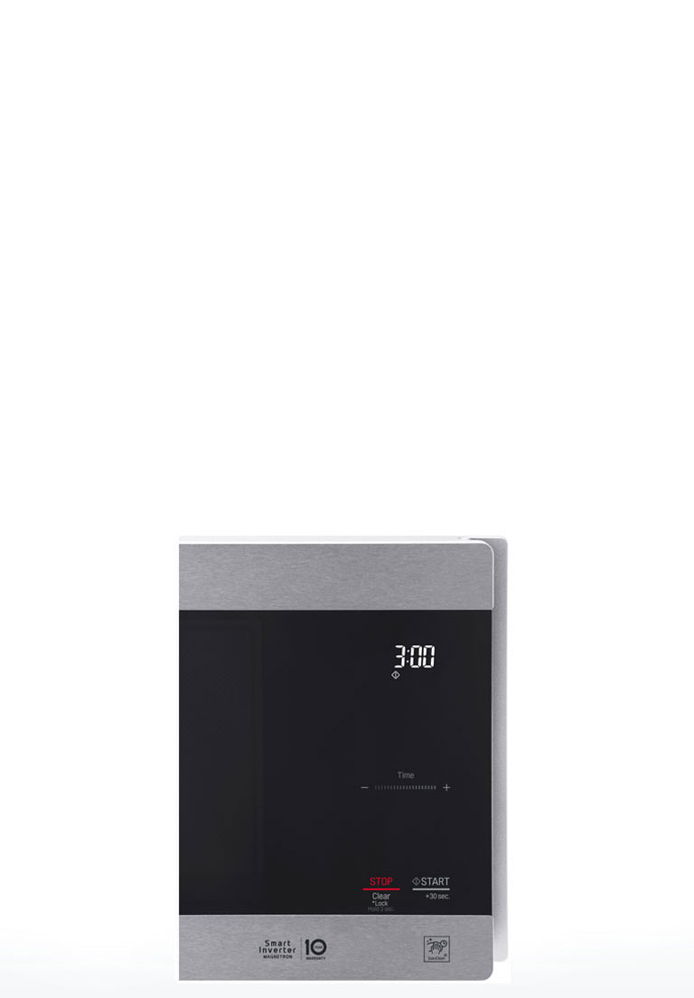 Poser Four Sur Micro Onde micro-onde de comptoir, 1,5 pi³, acier inoxydable