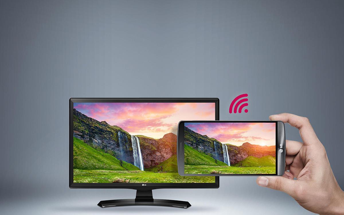 Smart Tv Led Lg 28 Hd 28mt49s Ps Conversor Digital Wi Fi Integrado