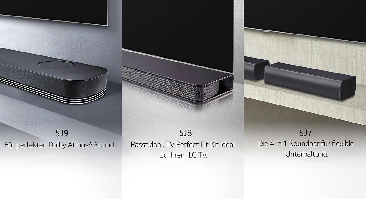 LG 65UJ701V Smart-TV 164cm 65 von expert Technomarkt