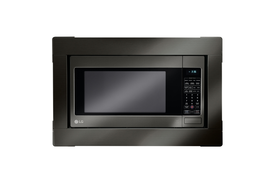 Trim Kit Microwave Sold Separately For Lg Lcrt2010bd Fingerprint Resistant