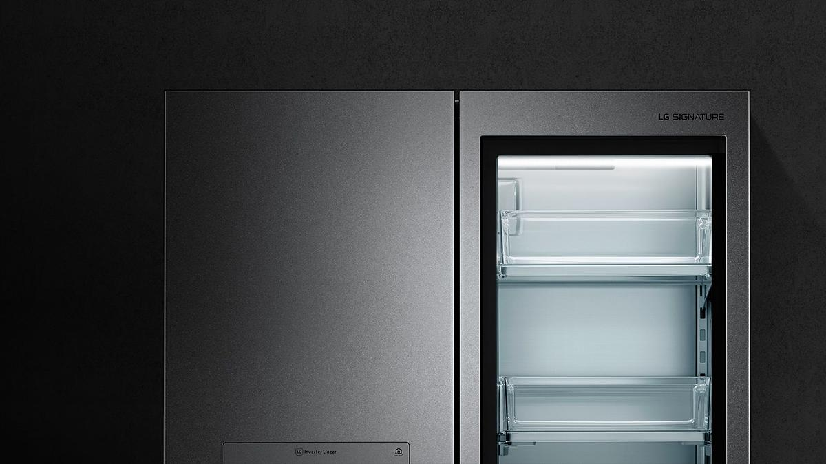 Lg Side By Side Kühlschrank Zieht Kein Wasser : Lg lsr side by side kühl gefrierkombination edelstahl a
