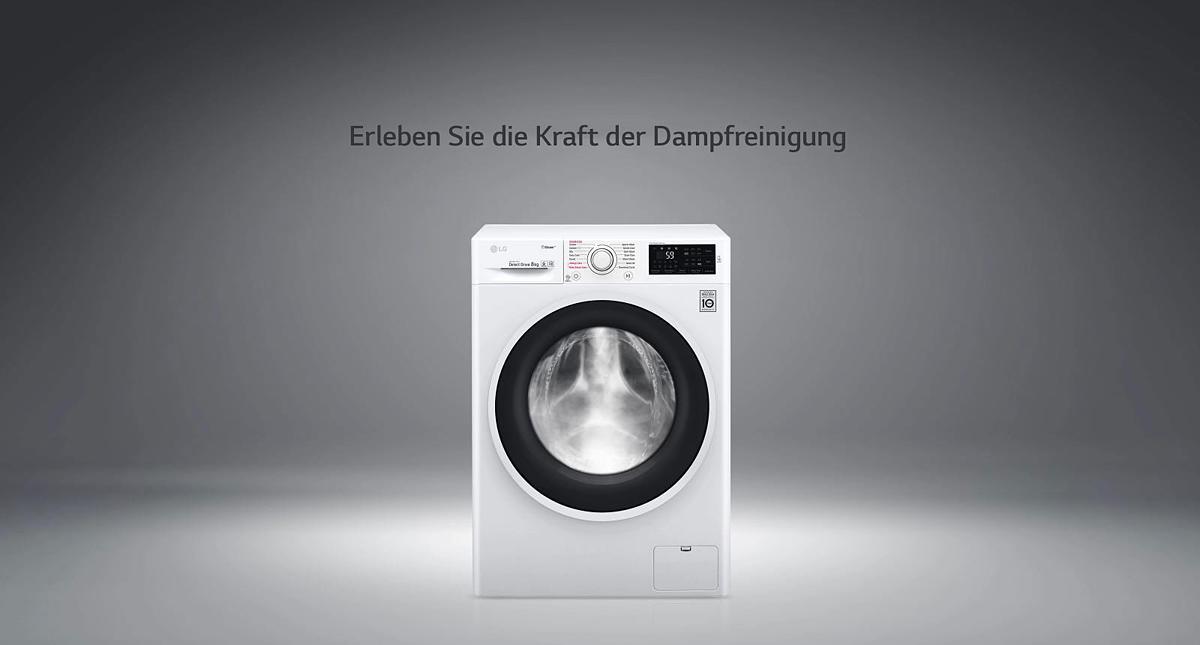 Lg f wd th stand waschtrockner weiß a euronics