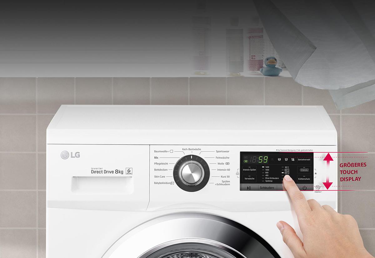 Waschtrockner f 14g6 tdm2nh waschtrockner waschen trocknen