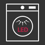 LG 8kg Heat Pump dryer_Model: TD-H802SJW