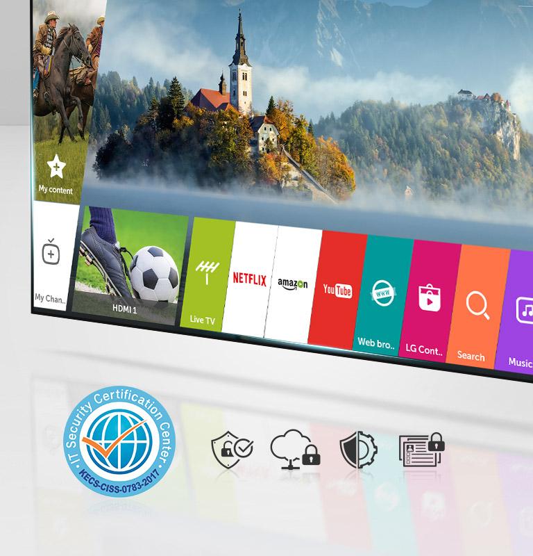 LG Ultra HD TV 75UJ675V