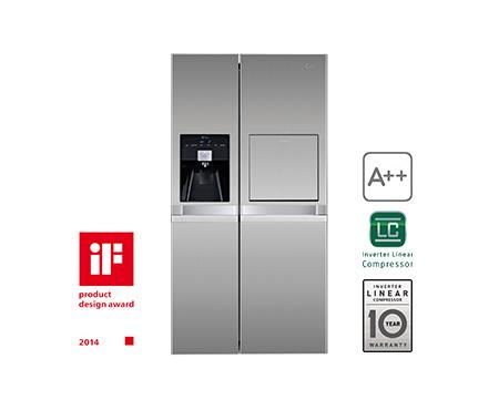 Side By Side Kühlschrank Samsung Ohne Festwasseranschluss : Side by side gsp pvyz kühl gefrier kombinationen kühlen
