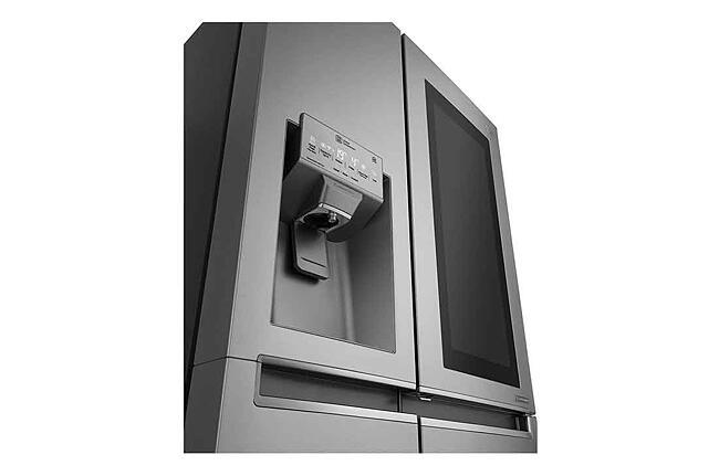 209a1703b9 Frigorífico Side by Side LG GSI960PZAZ con puerta Door in Door ...