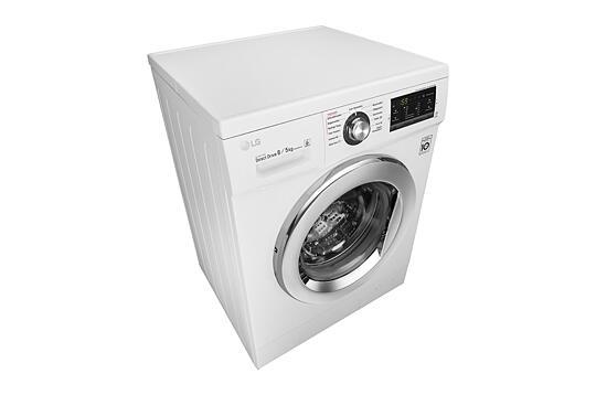 Lg f 14g6 tdm2nh waschtrockner weiß