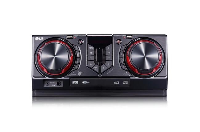 5b2c6a28fe5f Музыкальный центр CJ44 - купить музыкальный центр LG CJ44 по ...