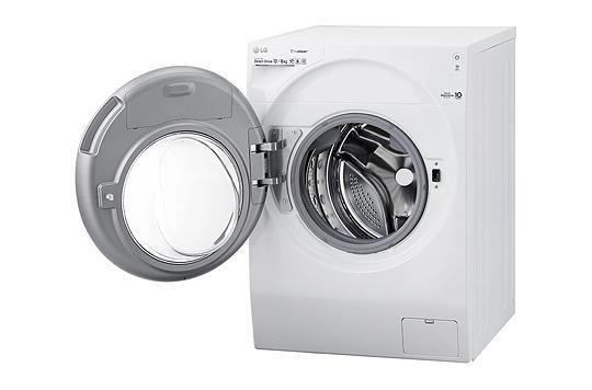 Lg f 16wd 128gh waschtrockner weiß