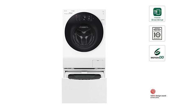 Mini Kühlschrank Euronics : Lg f wm twin stand waschmaschine frontlader weiß a euronics