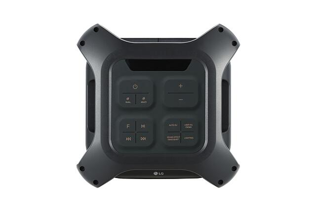 2f1fd4919f Altavoz LG RK7 Bluetooth Torre 550W, Karaoke con Luces multicolor ...