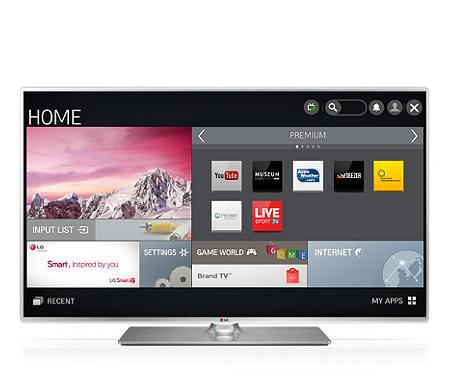 Mobile Porta Tv Con Audio Surround Integrato.Tv Led 32 Pollici Full Hd Smart Tv Con Dvbt2 Dvbs2 E Potenza