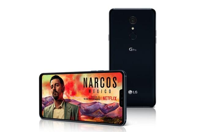 0b2db2ae9 LG G7 FIT, 4GB+32GB Negro móvil libre · Electrónica · El Corte Inglés