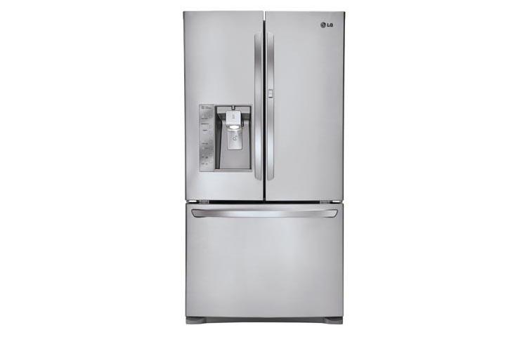 lg refrigerator air filter replacement. lg 29 cu. ft. ultra-capacity 3-door french door refrigerator, lfxs29766s stainless steel - sam\u0027s club lg refrigerator air filter replacement