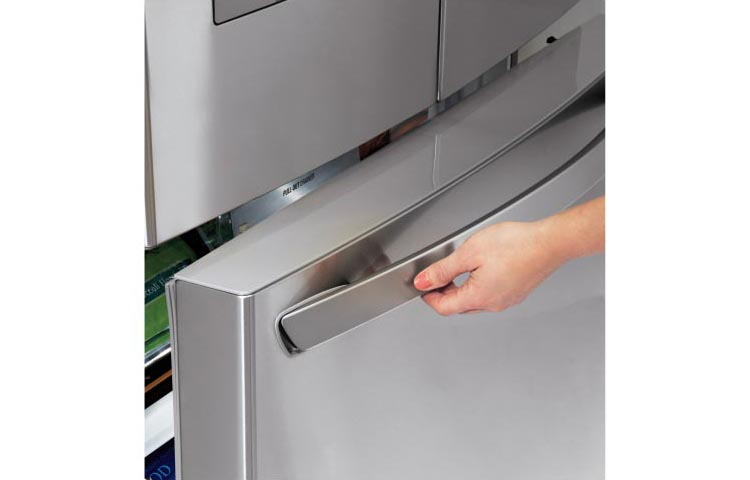 LG 29.0 Cu. Ft. French Door Refrigerator - Stainless Steel ...
