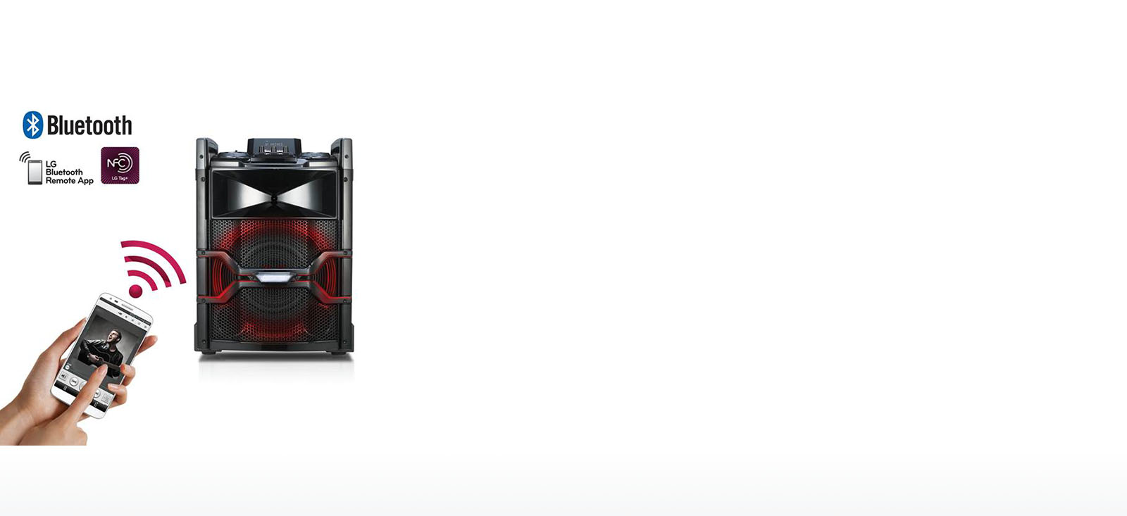 Lg Electronics 400 W Bt Mini-system
