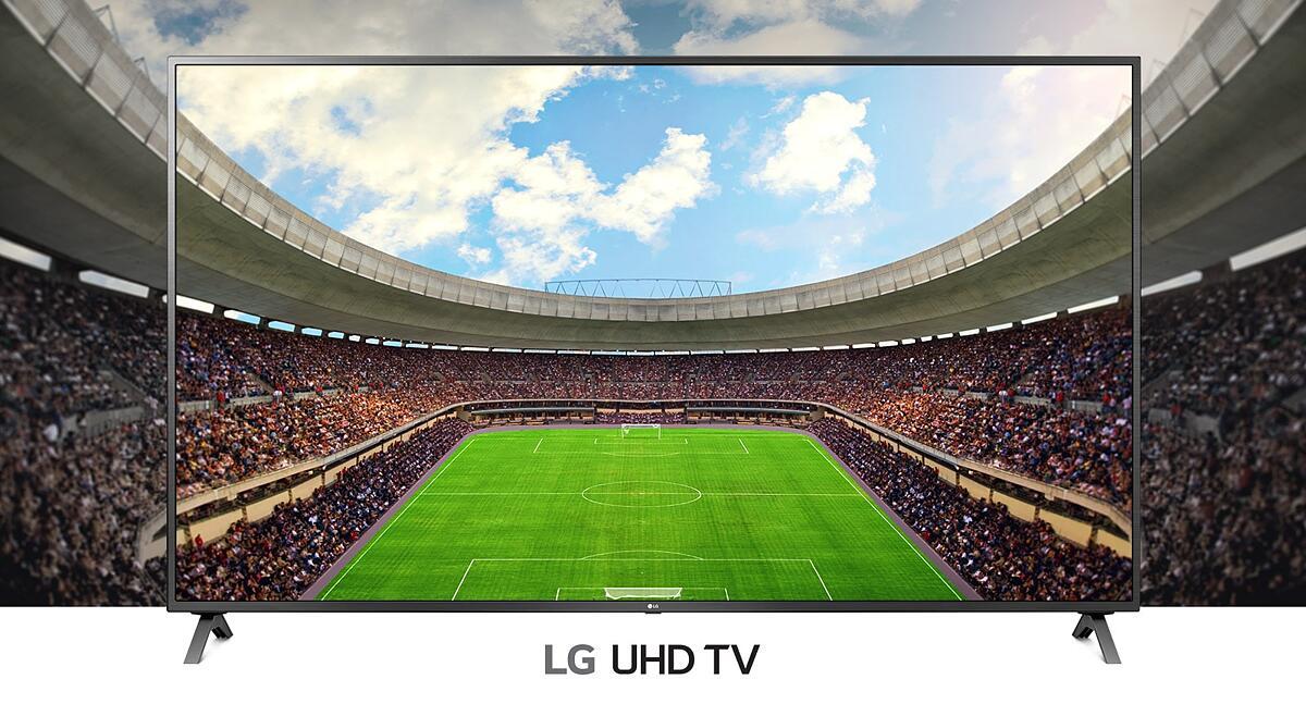 Телевизор LG 43UN74003LB