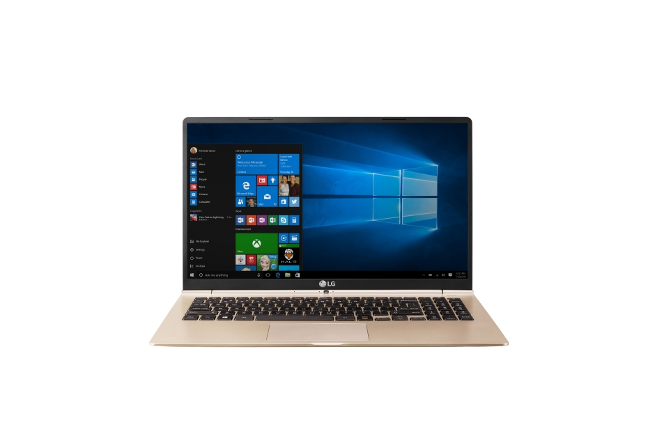 "LG Gram 15Z960-A.AA52U1 15.6"" Intel Core i5 Laptop"