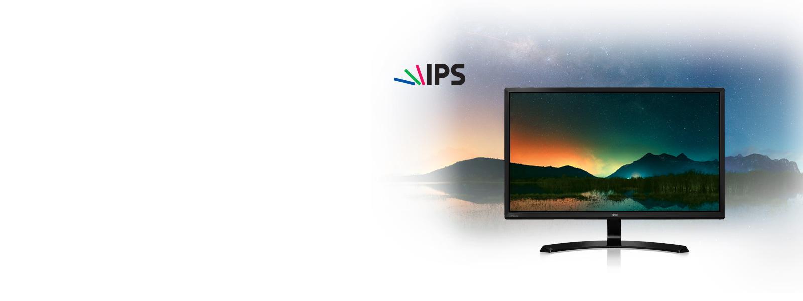 22MP58VQ-P IPS Display