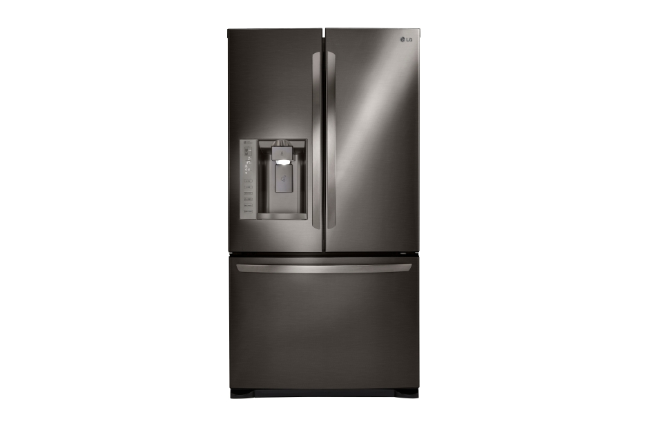 Ultra-Capacity 3-Door French Door Refrigerator with Dual Ice Makers - LFX25973D Black Stainless Steel - Samu0027s Club  sc 1 st  Samu0027s Club Find Wholesale Clubs Near You or Shop Online & LG 24 cu. ft. Ultra-Capacity 3-Door French Door Refrigerator with ... pezcame.com