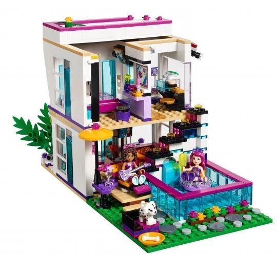La Livi Friends De 41135 Achat Lego Pop Maison Eibe2w9ydh Lego® Star trhQxdBsC
