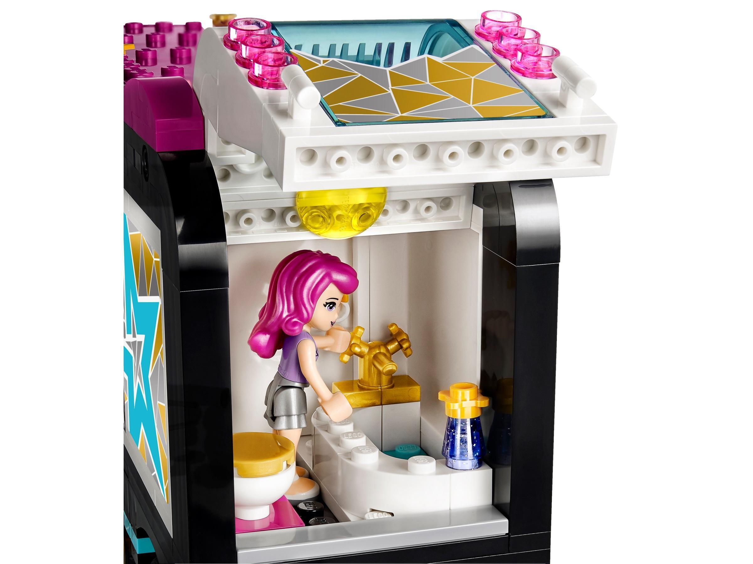 Friends Tournée Lego® 41106 La En Bus xrodBeWC