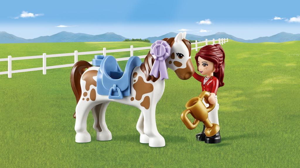 Club de equitación de Heartlake Lego Friends · Juguetes · El Corte ...