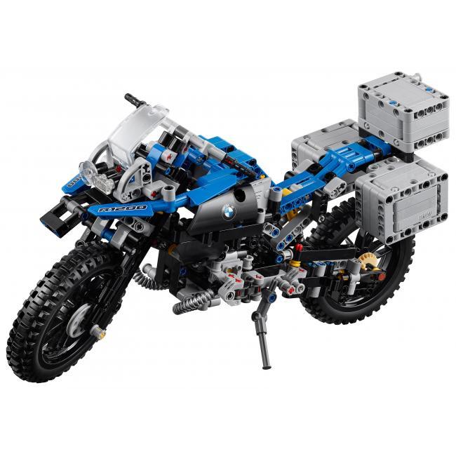 41430d52316f BMW R 1200 GS Adventure Lego Technic · Juguetes · El Corte Inglés