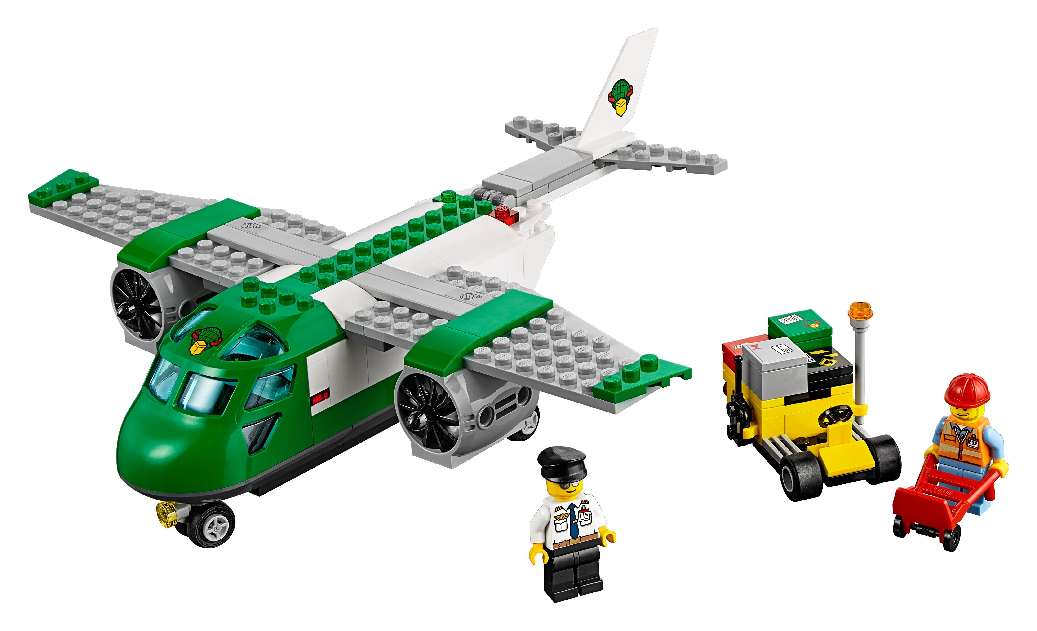 Aeroporto Lego : Lego city airport avião de carga do aeroporto lego