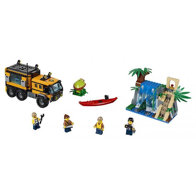 Jungla: Laboratorio móvil Lego City