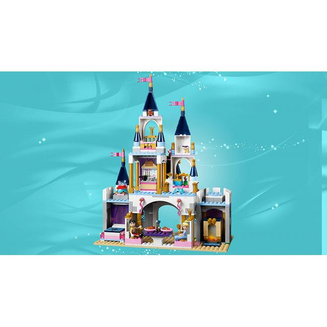 909f5b9f9 Castillo de ensueño de Cenicienta Lego Princess Princesas Disney ...