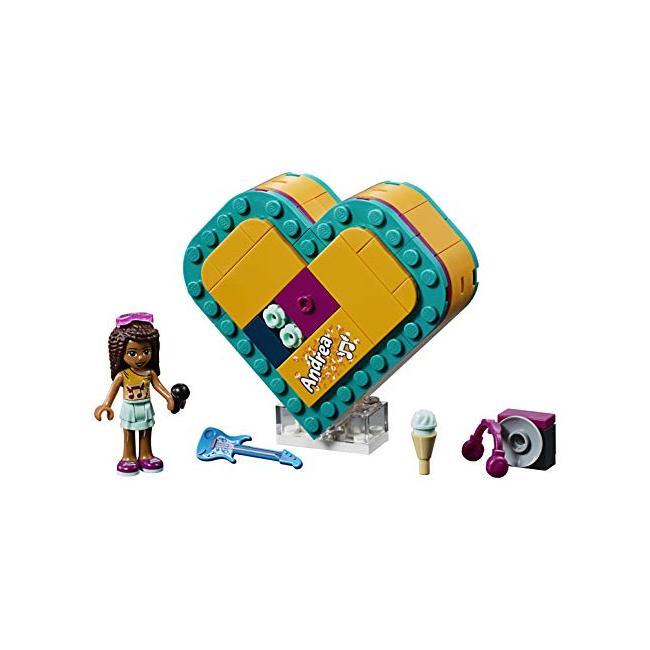 092dcb70c978 Caja Corazón de Andrea Lego Friends · Juguetes · El Corte Inglés