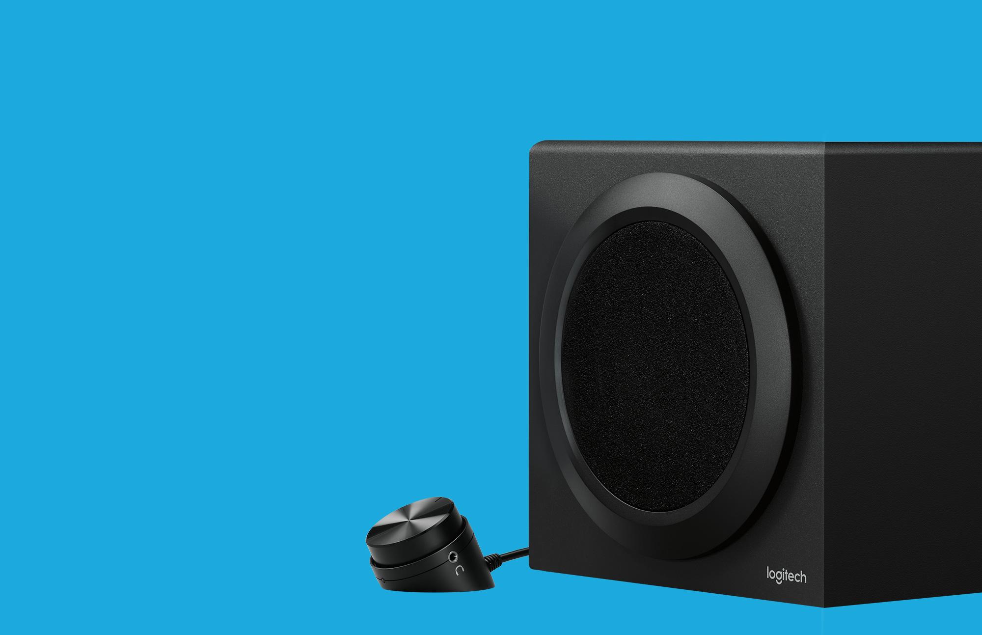 Logitech Speaker System Z333 - Noel Leeming