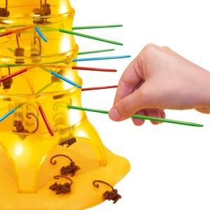 Mattel Games Juego Monos Locos Juego De Estrategia Juguetes El