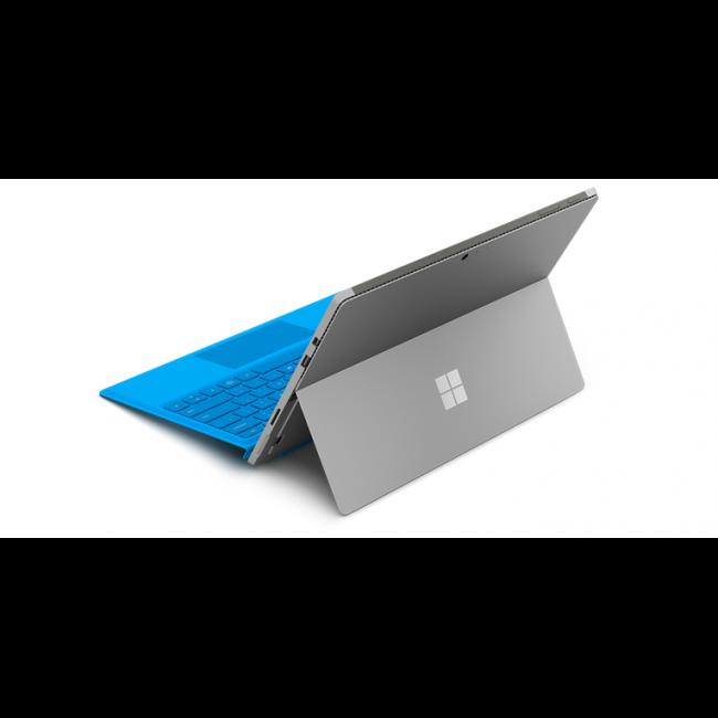 Microsoft Surface Pro 4 Tablet - Windows 10 Pro Core i5 8GB 256GB 12 3 Inch  Silver + QC700155 Keyboa