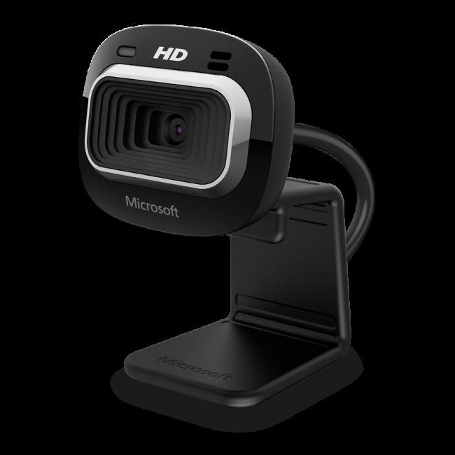 Microsoft LifeCam HD-3000 - Web camera - color - 1280 x 720