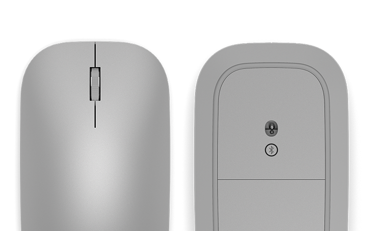 how to use micrsoft mouse surface