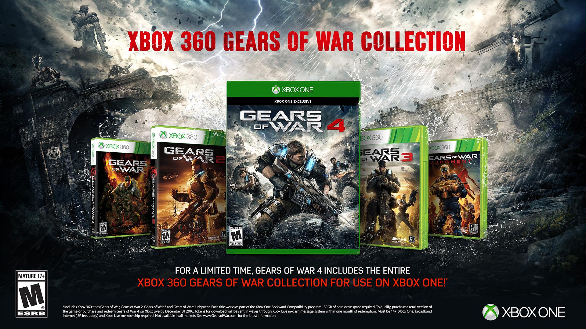 Gears of War Ultimate FPP