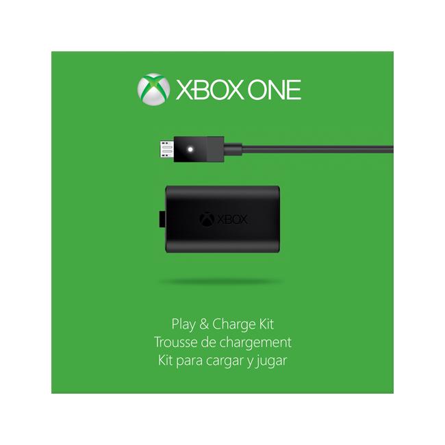 Xbox One Kit Carga y Juega para Control Precio Sugerido 0e79af08cc3f2