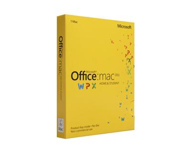 microsoft office mac home and student 2011 - walmart