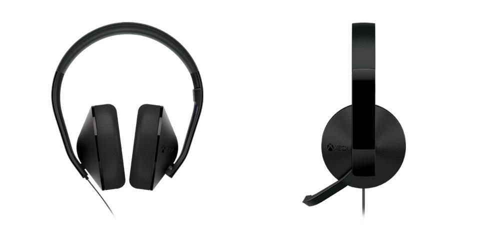 Microsoft Xbox One Stereo Headset, S4V-00005 - Walmart.com