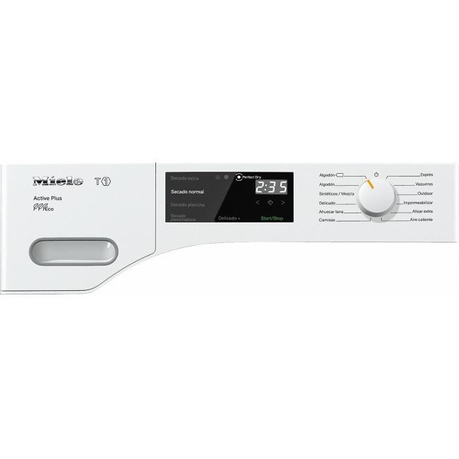 c81894b88ab4b Secadora de condensación Miele TWE 520 WP LW con bomba de calor ...