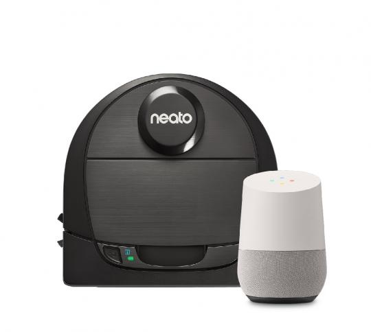 Neato Robotics D6 Aspirateur Robot Intelligent Compatible